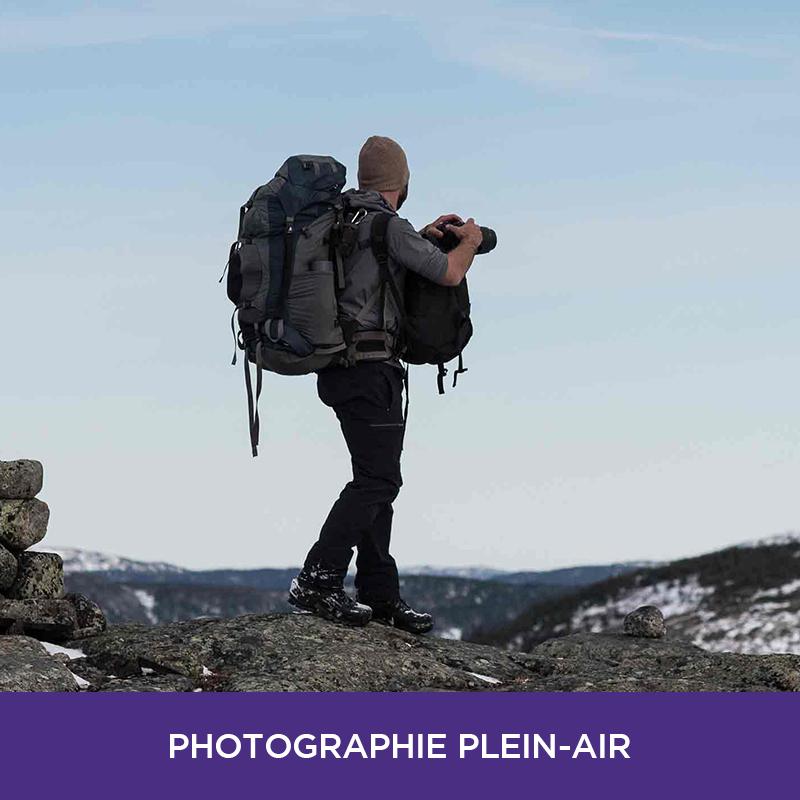 Initiation à la photographie plein-air